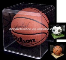 Acrylic Lucite Deluxe Basketball Display Case Box VCB007