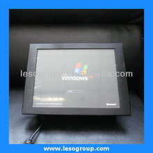 10 inch industrial all-in-one touch panel pc industrial pc support OEM