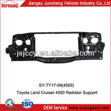 Car Radiator Support TOYOTA Land Cruiser Accessories