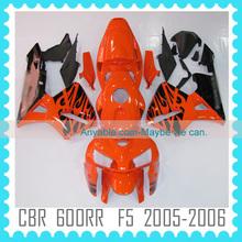 Fairing kit body work for HONDA CBR600RR F5 2005 2006 05 06 motorcycle fairing parts fairing kit