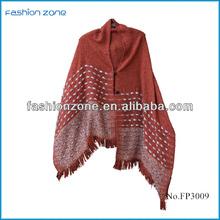 hot hijab sexy women big cashmere ruana scarf