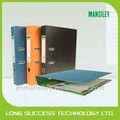 Mansiley a4 capa de arquivo de pasta material escolar