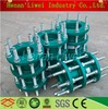 flexible metal dresser pipe coupling