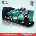 kta38 serie de cummins diesel generador eléctrico