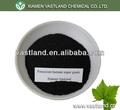 El ácido húmico/fúlvicos ácido de potasio/humatos de potasio de la materia prima
