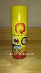 Citrus Aerosol Spray Car cleaner, natural