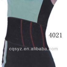 Neoprene spring universal velcro sport health waist belt