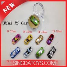 2111 1:67 Scale 4 Channel 8 colors mini rc car