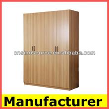 Melamine wooden bedroom closet