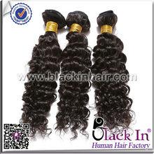 5a 100% Virgin Peruvian Kinky Baby Curl Human Hair
