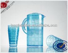 1.8L Plastic Refrigerator Cooler Water Jug Pitcher