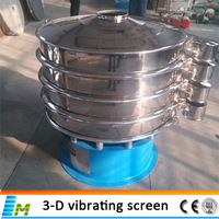 MC serise high efficiency power sieve equipment
