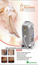 Beijing Sincoheren high performance 808 diode laser hair removal machines Lightsheer duet & alma laser hair removal, medical CE.