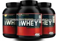 100 % Gold Standard Optimum Nutrition Whey Protein