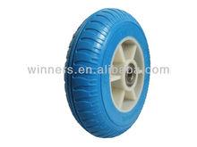 PU foam tire/puncture proof wheelbarrow tire260x85