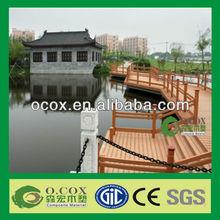WPC Wood Composite Deck Floating Floor