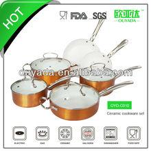 10pcs eco friendly cookware