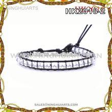 wholesale 2011 fashion bracelet korea gold jewelry made in China