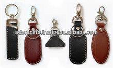 High quality leather car key holder / newest fashion key chain holder / modern key chain