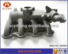 Custom die casting aluminum Intake Manifold Parts