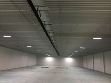 Cold storage room with TUV approval