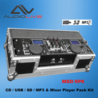 Manufacturer Produce MSD-5PK USB Mp3 Audio DJ Mixer/ USB Player Pack Kit