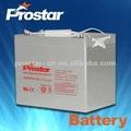 12v 70ah gel solar de la batería recargable batería
