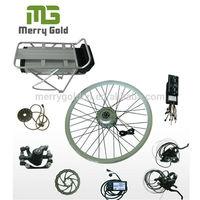 Front 24V 250W 26 Wheel Electric Bicycle Motor Kit E-Bike Cycling Conversion HUB