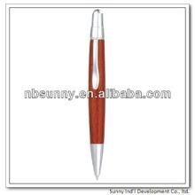 stick ballpen wooden ballpoint pen