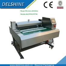 Conveyor Belt Large Capacity Stainless Steel Plastic Bag Food Vacuum Sealer with CE