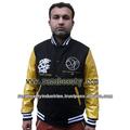 Varsity letterman jaquetas faculdade/2014 novo mais recente coleção de jaquetas de baseball