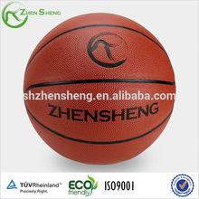 pvc glossy basketball