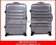 Fashion design ABS+PC hard case trolley luggage
