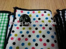 new fashion high quality cotton pocket square