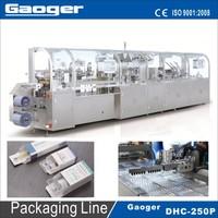 Vials Production line (DHC-250P)