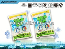 lemon fresh 12% LAS OEM/ODM soap washing products name of detergent powder D2