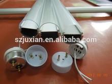 pc couvercle transparent pour la lampe led tube de couverture