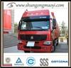 sinotruk howo cargo truck 8X4