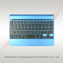 Slim Aluminum Wireless Bluetooth Keyboard Case Cover For Apple iPad Mini