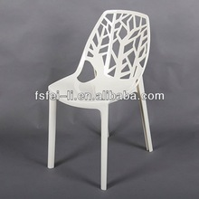 Modern plastic chair indian furniture dining chair solid wood furniture for dining