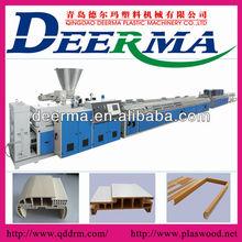 PVC window door profile machine/making machine/production line/extruder