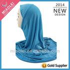 2014 New Design Factory direct sale fiber flax arab hijab