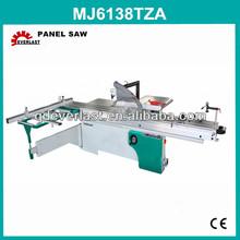 Mj6138tza de madera mesa de corte de sierra