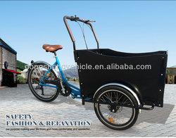cargo trike moped three wheel