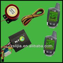 ZhongShan two way motorcycle alarm system manufacturer