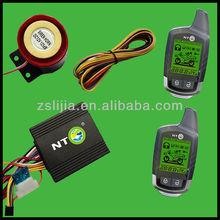 NTO two way / dual way motorcycle alarm system