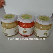 glass jar preserves