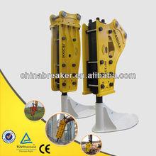 Hydraulic Breaker/ rock hammer for HYUNDAI r200 210 220 230