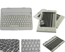 Aluminium Bluetooth Keyboard Case Cover For Samsung Galaxy Note 10.1 2014 Edition P600 P601 P605