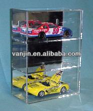 Acrylic Wall Mounted Car Display 3-layer Shelf 7131402203